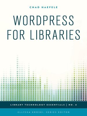 cover image of WordPress for Libraries