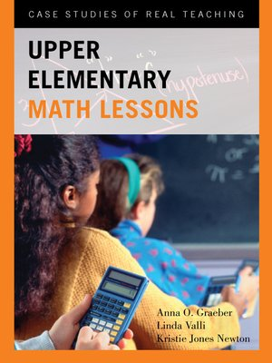 cover image of Upper Elementary Math Lessons