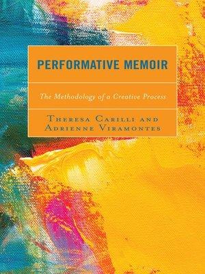 cover image of Performative Memoir