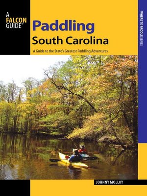cover image of Paddling South Carolina