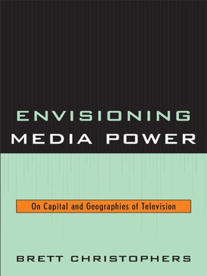 cover image of Envisioning Media Power