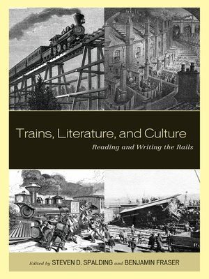 cover image of Trains, Literature, and Culture