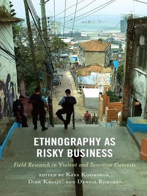 cover image of Ethnography as Risky Business