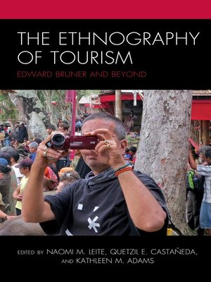 cover image of The Ethnography of Tourism