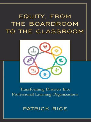cover image of Equity, From the Boardroom to the Classroom