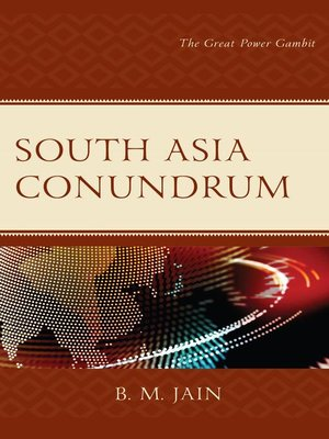 cover image of South Asia Conundrum