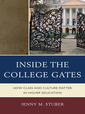 cover image of Inside the College Gates