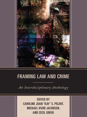 cover image of Framing Law and Crime