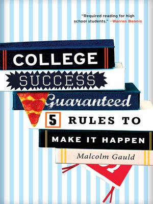cover image of College Success Guaranteed