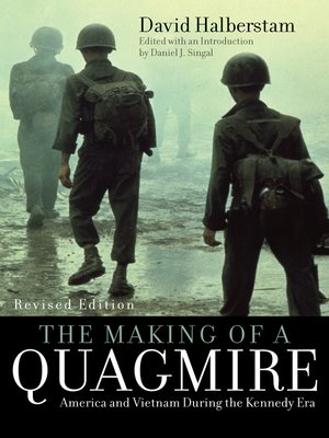 cover image of The Making of a Quagmire