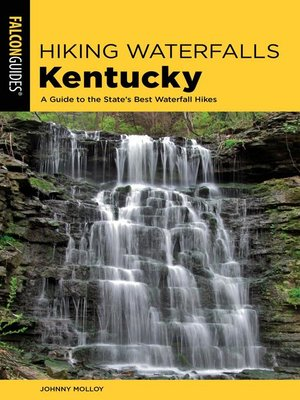cover image of Hiking Waterfalls Kentucky