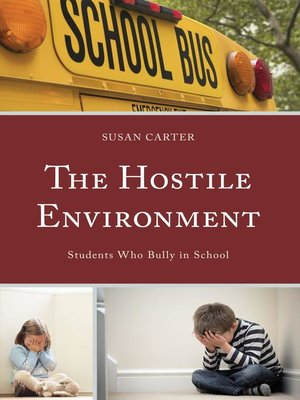 cover image of The Hostile Environment