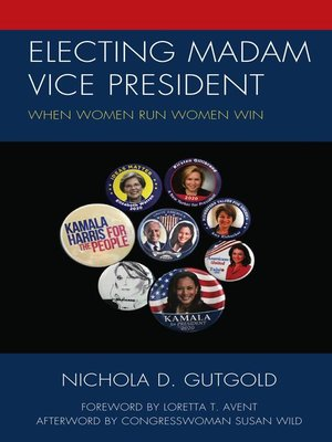 cover image of Electing Madam Vice President