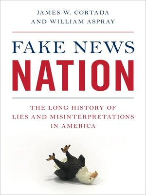 cover image of Fake News Nation