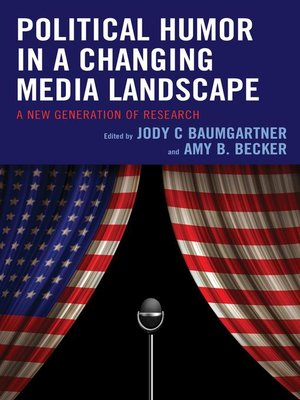 cover image of Political Humor in a Changing Media Landscape