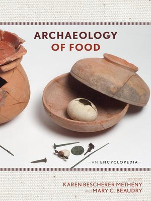 cover image of Archaeology of Food