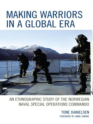 cover image of Making Warriors in a Global Era