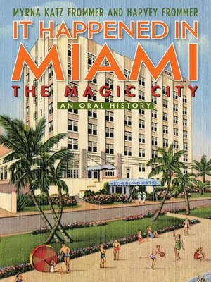 cover image of It Happened in Miami, the Magic City