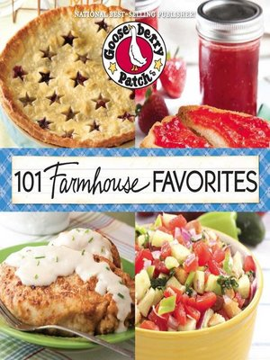 cover image of 101 Farmhouse Favorites