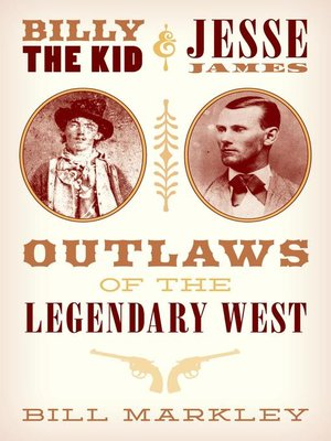cover image of Billy the Kid and Jesse James