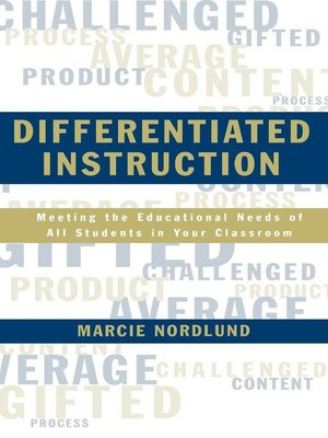 cover image of Differentiated Instruction