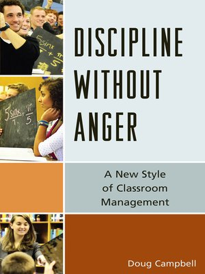 cover image of Discipline without Anger