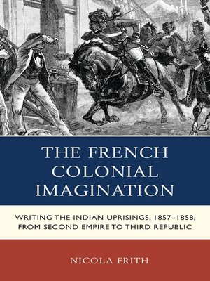 cover image of The French Colonial Imagination