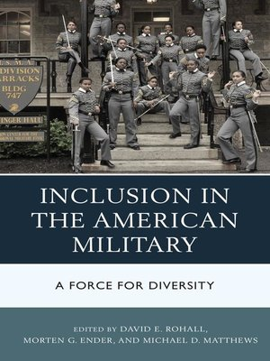 cover image of Inclusion in the American Military