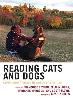 cover image of Reading Cats and Dogs