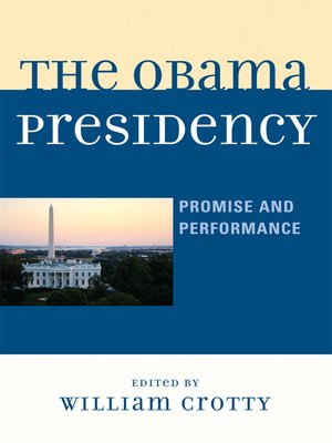 cover image of The Obama Presidency