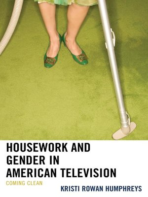 cover image of Housework and Gender in American Television