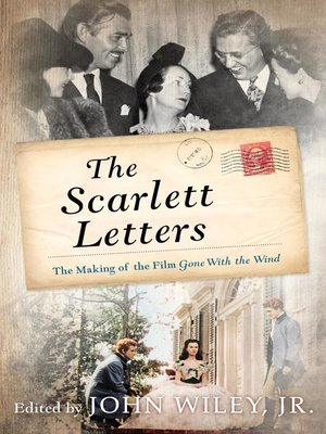 cover image of The Scarlett Letters