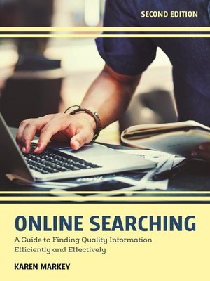 cover image of Online Searching