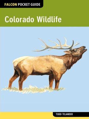 cover image of Colorado Wildlife