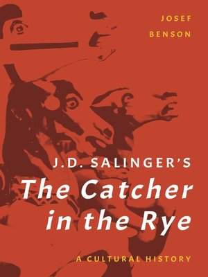 cover image of J. D. Salinger's the Catcher in the Rye