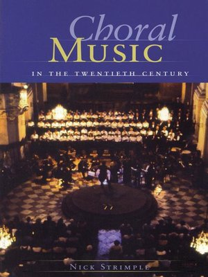 cover image of Choral Music in the Twentieth Century