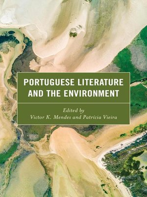 cover image of Portuguese Literature and the Environment