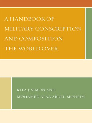 cover image of A Handbook of Military Conscription and Composition the World Over