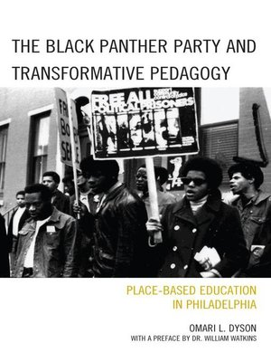 cover image of The Black Panther Party and Transformative Pedagogy