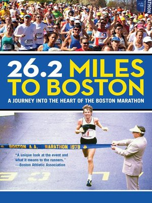 cover image of 26.2 Miles to Boston