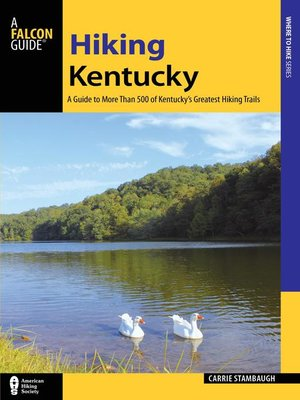 cover image of Hiking Kentucky