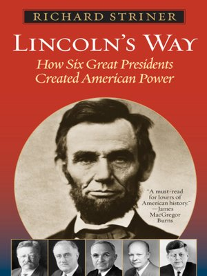 cover image of Lincoln's Way
