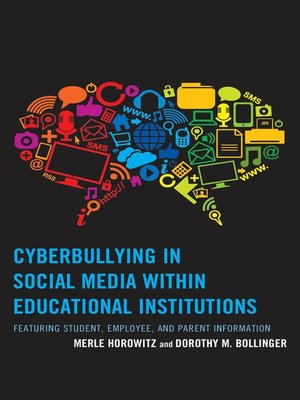 cover image of Cyberbullying in Social Media within Educational Institutions
