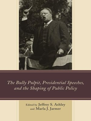 cover image of The Bully Pulpit, Presidential Speeches, and the Shaping of Public Policy