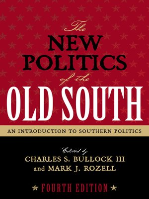 cover image of The New Politics of the Old South