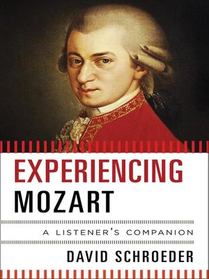 cover image of Experiencing Mozart