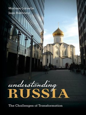 cover image of Understanding Russia