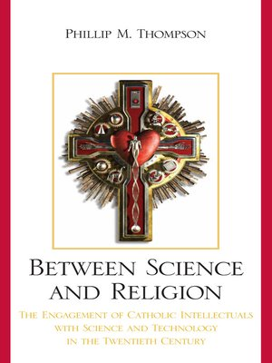 cover image of Between Science and Religion