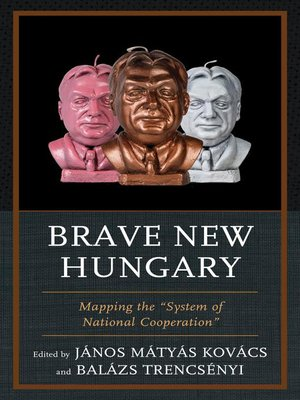 cover image of Brave New Hungary