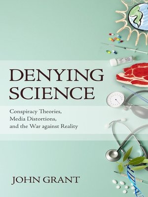 cover image of Denying Science